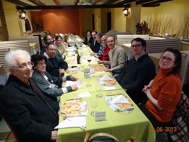 Almoço Festivo Comemorativo aos 82 anos da S.F.R.G.