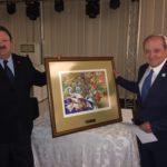 Everaldo santos – Grande Premio da Exposição (melhor coleção competitiva exposta) + Ouro Grande com 97 pontos