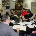 Reunião de prestação da contas da diretoria 2014-2016